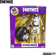 Коллекционная фигурка Фортнайт Овертакер McFarlane Toys Fortnite Overtaker Premium Action Figure оригинал, фото 4