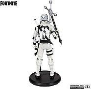 Коллекционная фигурка Фортнайт Овертакер McFarlane Toys Fortnite Overtaker Premium Action Figure оригинал, фото 10