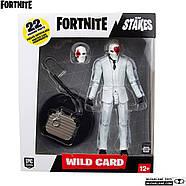 Коллекционная фигурка Фортнайт Вайлд Кард Ред McFarlane Toys Fortnite Wildcard - Red Premium Action Figure, фото 7