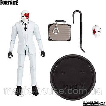 Коллекционная фигуркаФортнайтВайлд Кард Ред McFarlane Toys Fortnite Wildcard - Red Premium Action Figure