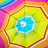 Пляжный зонт с регулируемой высотой Springos 160 см BU0005, фото 6