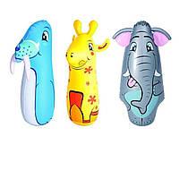 Надувная игрушка неваляшка (набор 3 в 1) Bestway 44101
