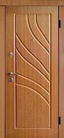 Двері вхідні, МДФ, 960x2050, зовнішні, ліві, №Н-0196