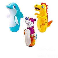 Надувная игрушка неваляшка (набор 3 в 1) Intex 44100