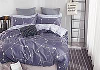 Комплект постельного белья  Зодиак Бязь Ранфорс GOLD евро