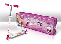 Самокат Disney Princess 3-колесный, складной, алюминиевый (SD0101)