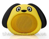 Колонка собачка MB-M818 (MB-M818(Yellow))