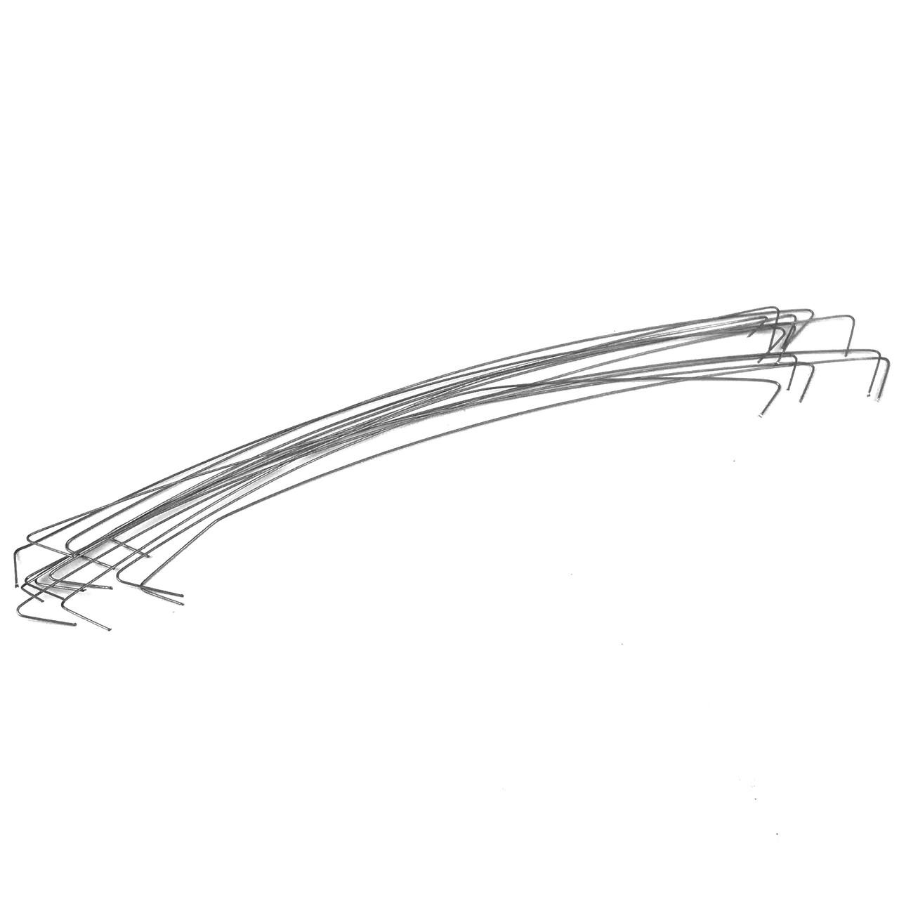 Проволока стальная для петель прямой кишки (упаковка 12 штук). Диаметр 0,3 mm Surgiwelomed