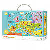 """Пазл DoDo """"Карта Европы"""" украинская версия 300129, фото 2"""