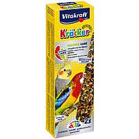 Vitakraft Krаcker крекер для средних и крупных попугаев в период линьки, 2шт
