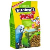 Vitakraft Premium Menu Kids корм для птенцов волнистых попугаев, 500г