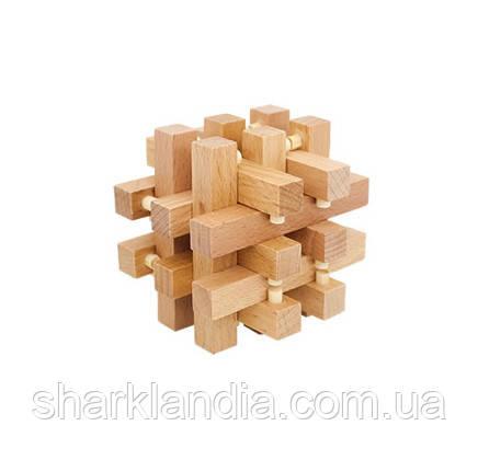 Деревянная игрушка Головоломка MD 2056 (Восемнадцать архатов MD 2056-3)