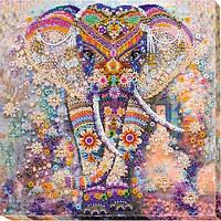 Набор для вышивки бисером на холсте Абрис Арт АВ-587 «Чудо Индии»