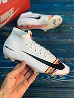 Бутсы Nike Superfly 6 Elite FG JR 1196(реплика) - 44, фото 1