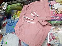 Женские трикотажные шорты с карманами 46 - 50