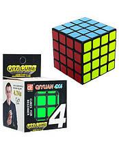 Кубик логика EQY505 (1634474/1742982) (168шт/4) 4*4, 2 цвета, в коробке 6,5*6,5*6,5 см