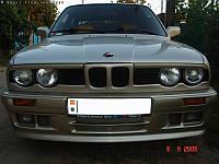 Накладки на фары (Реснички) BMW 3 E30, фото 1