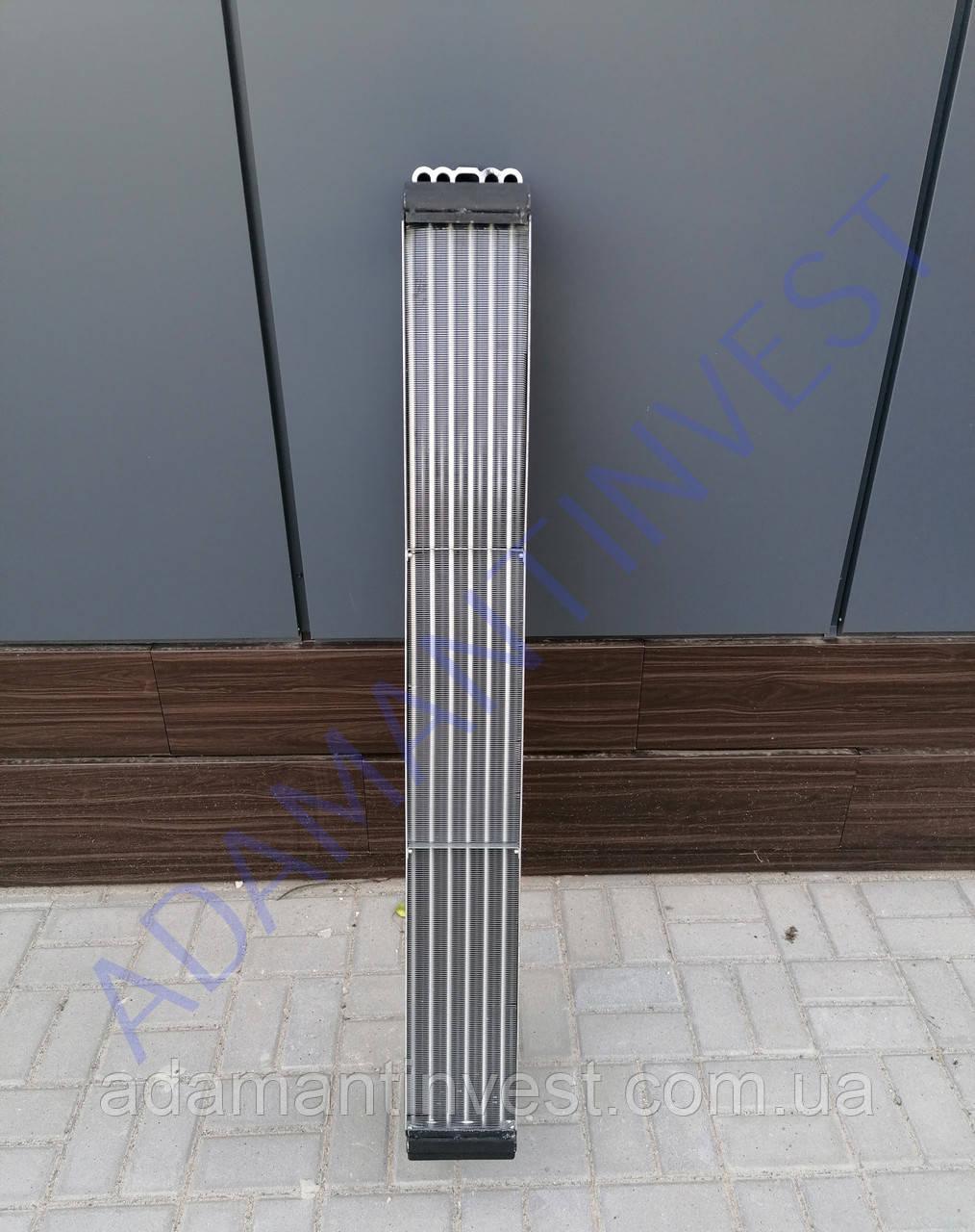 Секция Р62.131.000 водяная радиаторная  ТЭМ 2