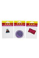 Набор аппликаций KWM 3 штуки 14х9 см Разноцветный K10-550239, КОД: 1791044