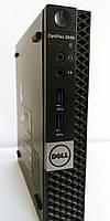 Системный блок DELL OptiPlex 3040 Micro (210-M3040-i3L) s1151 (I3-6100T/4GB/SSD240GB) б/у