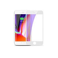 Защитное стекло JOYROOM JM349 Knight series Full screen 3D curved glas для iPhone 7 8 Белое 38-SA, КОД: 1140380