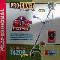 Коса бензинова Procraft T4200 PRO ОРИГІНАЛ