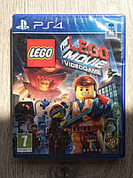The LEGO Movie Videogame (рус.) PS4, фото 1