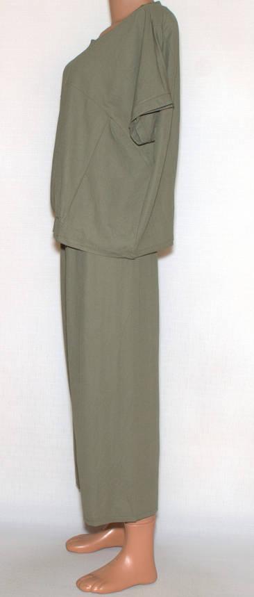 Жіночий костюм (кюлоти, футболка), фото 2