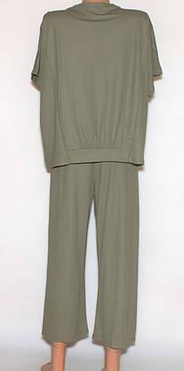 Жіночий костюм (кюлоти, футболка), фото 3