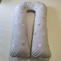 Подушка для вагітних та годування U-340 для сну та відпочинку
