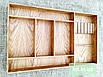 Деревянный лоток для столовых приборов Lot k606 600х400. (индивидуальные размеры), фото 4
