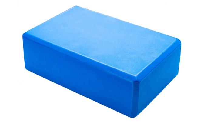 Блок для йоги MS 0858-2 (Blue), фото 2