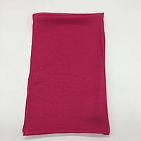 Модный женский однотонный шарф коралловый, 100