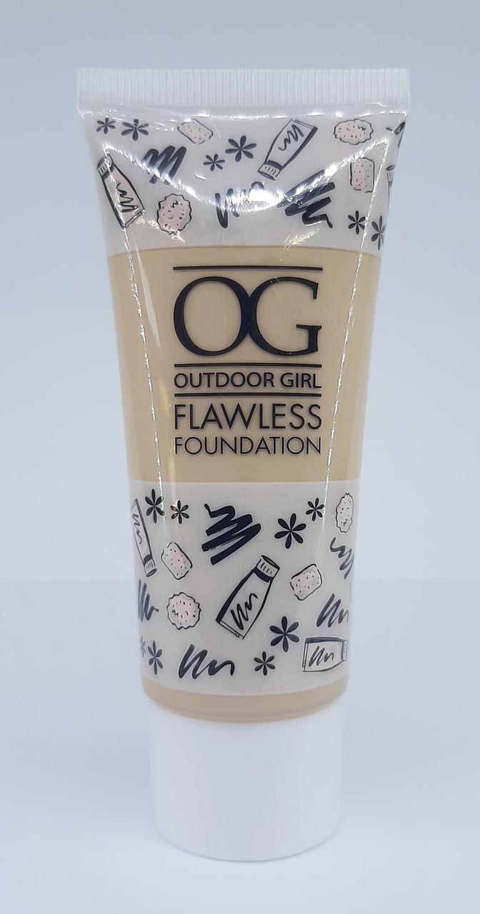 Тональний крем OUTDOOR GIRL Foundation BUFF 30мл