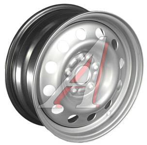 Диск колесный ВАЗ 2123 Нива Шевроле R15 (пр-во ДК Украина) металик