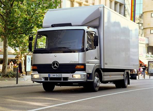 Cтекло лобовое Mercedes Atego, фото 2