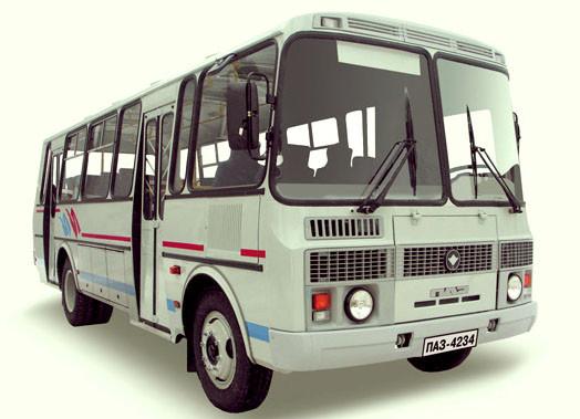 Cтекло лобовое ПАЗ 3205 правое или левое