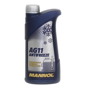 Mannol Longterm Antifreeze (Blue) концентрат