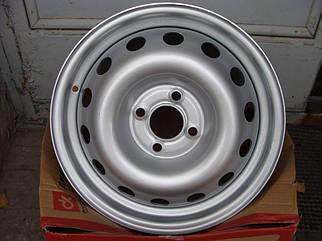 Диск колесный RENAULT LOGAN, MCV R15х6,0J 4x100 Et 50 DIA 60,1 серебро (и другие авто в описании) (пр-во ДК)