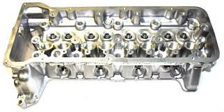 Головка блоку ВАЗ 21214 Нива Тайга (гола) (нового зразка під датчик з доп отверст.під штуцер) (пр-во АвтоВАЗ