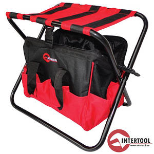 Стілець складаний з сумкою універс до 90кг (420*310*360мм) (BX-9006)