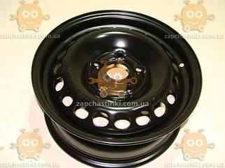 Диск колесный R15х6 5х112 ET47 DIA57,1 Audi Skoda VolksWagen (и другие авто в описании) черный (пр-во ДК Украи