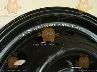Диск колесный R15х6,0 4x114,3 Et 44 DIA 57 CHEVROLET LACETTI (и на другие авто в описании) (пр-во КрКЗ) О