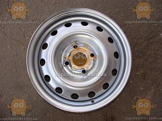 Диск колесный R14х5.5 4х100 DIA 54,1 ET46 (серебро) Hyundai Accent, Toyota Corolla, Carina II, Yaris, Kia Rio