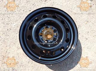Диск колесный R15х6 5х112 ET43 DIA57,1 Audi Skoda VolksWagen (и другие авто в описании) черный (пр-во ДК Украи