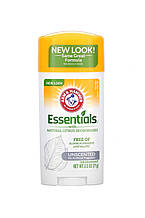 Прозрачный дезодорант без металлов Arm & Hammer Essentials Deodorant with Natural Deodorizers Unscented
