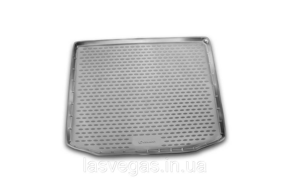 Коврик в багажник  MITSUBISHI ASX 06/2010- кросс. (полиуретан)