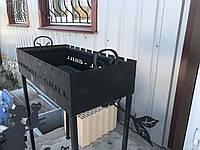 Мангал складной для дачи мангал на природу разборной мини гриль опт розница мангал для дачі гриль печь жаровня