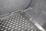 Коврик в багажник  MITSUBISHI ASX 06/2010- кросс. (полиуретан), фото 2