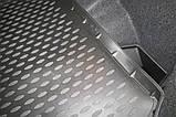 Коврик в багажник  MITSUBISHI ASX 06/2010- кросс. (полиуретан), фото 3